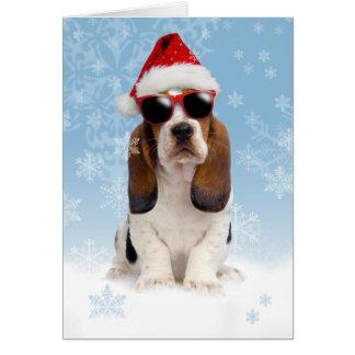 Cool Yule Christmas Card