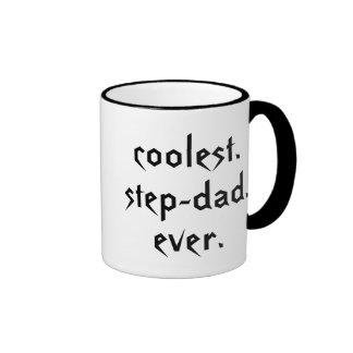 Coolest Step-Dad Ever Coffee Mug