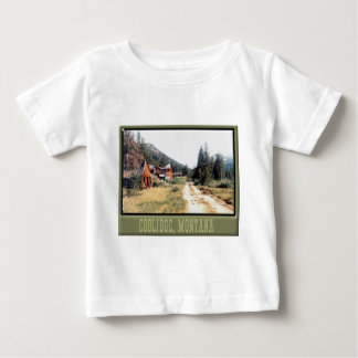 Coolidge Montana Ghost Town T-shirts