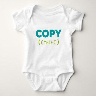 COPY (Ctrl+C) Copy & Paste Infant Creeper