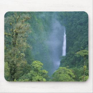 Cordillera Central, Angel Congo) Falls, many Mouse Pad