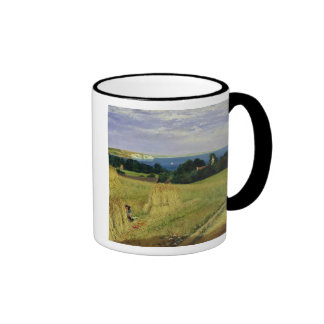 Corn Field in the Isle of Wight Ringer Mug