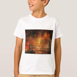 Costa Rica - Parrots, Sand & Tropical Beaches T Shirt