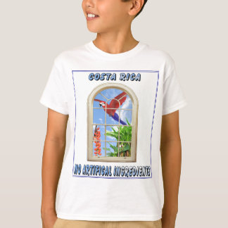 Costa Rica Shirts