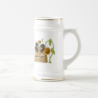 Country Crow Mother-In-Law Mothers Day Gifts Beer Steins