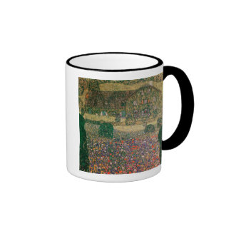 Country House by the Attersee, c.1914 Ringer Mug