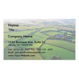 Countryside Devon Pack Of Standard Business Cards