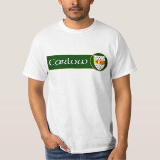 County Carlow. Ireland T-shirt