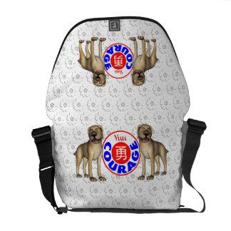 Courage - Yuu Dog Courier Bag