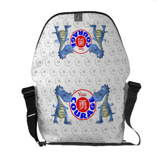 Courage - Yuu Dragon Courier Bags