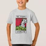 Cow Evolution Cowzilla Apparel Shirt