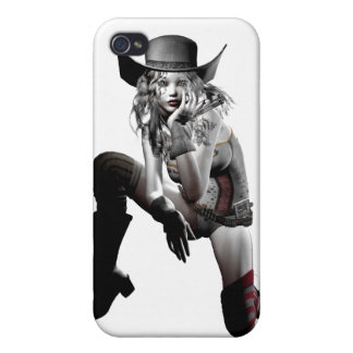 Cow girl case for the iPhone 4