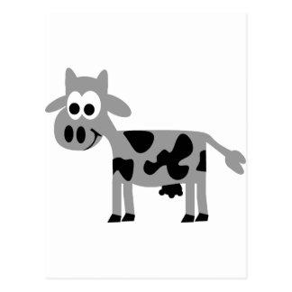 Cow Postcard