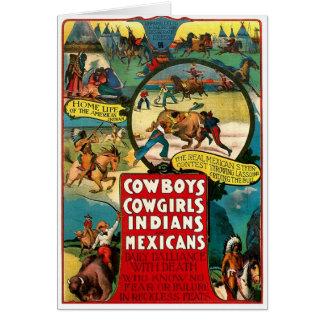 Cowboys - Card