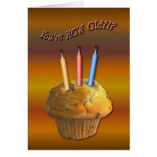 Crappy Birthday-01 Greeting Card
