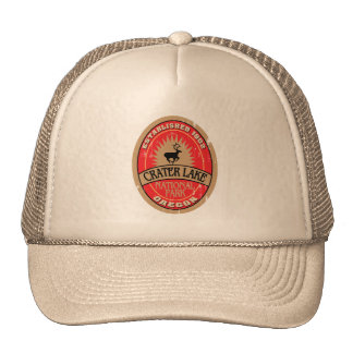 Crater Lake National Park Cap