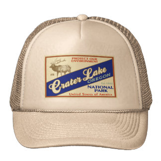 Crater Lake National Park (Elk) Cap