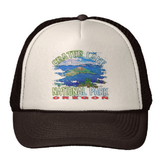 Crater Lake National Park Oregon Cap