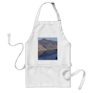 Crater Lake Reflections Standard Apron