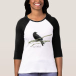 Crazy Crow Lady Shirt