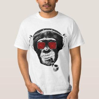 Crazy monkey shirt