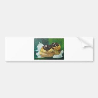 Creampuffs Bumper Sticker