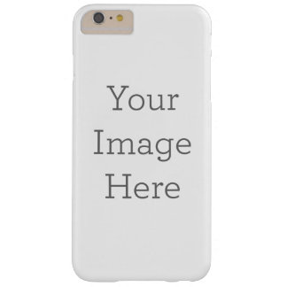 Create Your Own Barely There iPhone 6 Plus Case