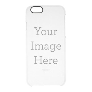 Create Your Own Clear iPhone 6/6S Case