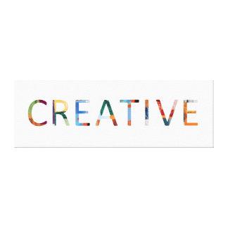 creative canvas prints