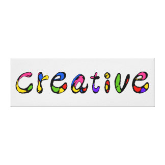 creative gallery wrapped canvas