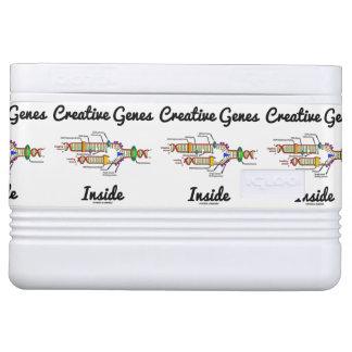 Creative Genes Inside (DNA Replication) Igloo Cool Box