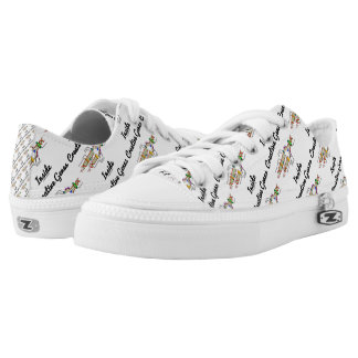 Creative Genes Inside (DNA Replication) Printed Shoes