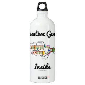 Creative Genes Inside (DNA Replication) SIGG Traveller 1.0L Water Bottle