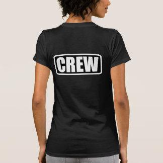 Crew Member - Event Team Staff Tees