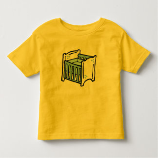 Crib Blue Tshirt