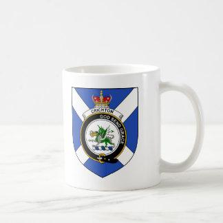 Crichton Basic White Mug
