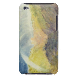 Crichton Castle (Mountainous Landscape with a Rain Barely There iPod Cover