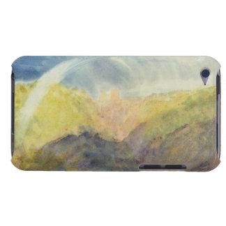 Crichton Castle (Mountainous Landscape with a Rain Case-Mate iPod Touch Case