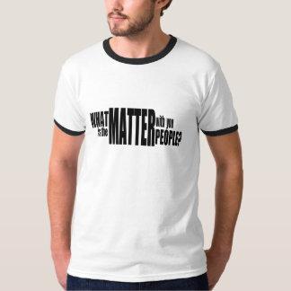 Crichton Ringer T-shirt