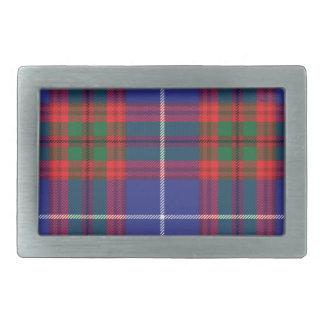 Crichton Scottish Tartan Belt Buckle