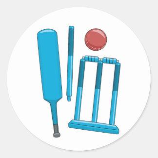 Cricket Set Stickers