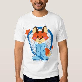 CrinkleCub Fox Tshirt