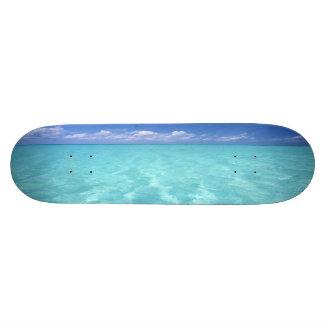 crisp-n-clean by j3ll3yboards 18.1 cm old school skateboard deck