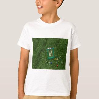 CroquetSetLawn011815.png T Shirts