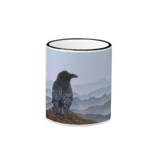 Crow Ringer Mug