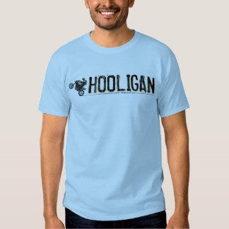 Crown Moto Hooligan Shirts