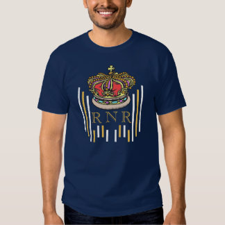 Crowned RNR Tee Shirts