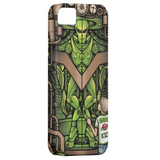 Cryo Tank Alien Case For The iPhone 5