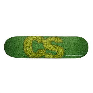 CS Logo Deck Skateboards