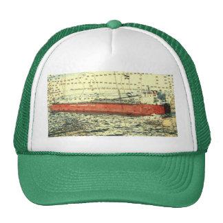 CSL Niagara Ship and old Chart hat
